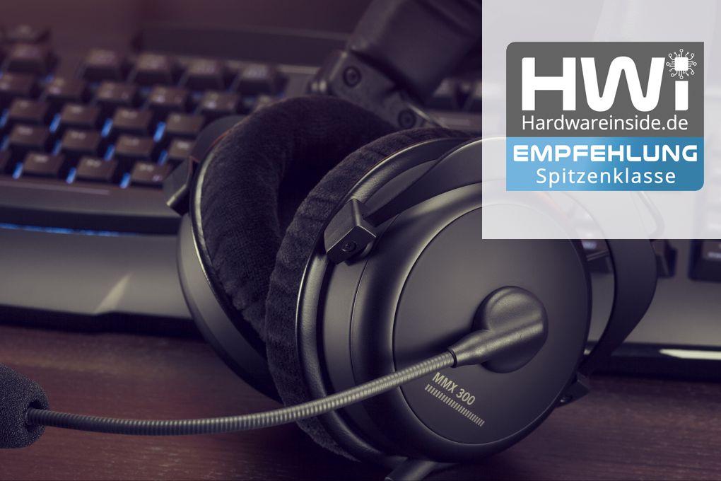 beyerdynamic MMX 300: Premium Gaming Headset (2. Generation)