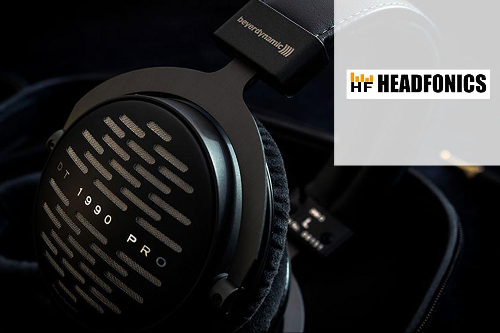 beyerdynamic dt 1990 pro open studio headphones for mixing and mastering. Black Bedroom Furniture Sets. Home Design Ideas