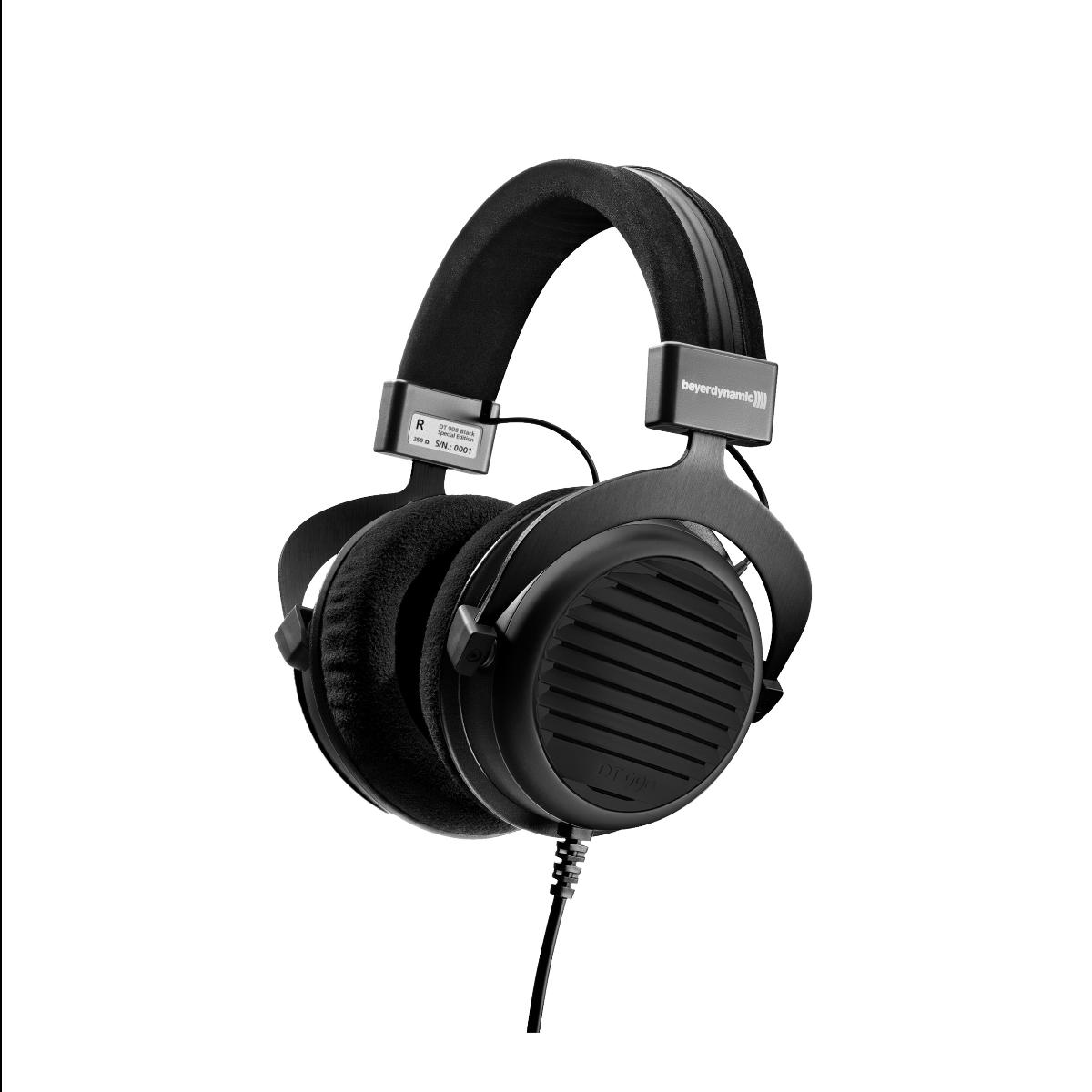 Kopfhoerer - beyerdynamic DT 990 Black Special Edition (250 Ohm) - Onlineshop Beyerdynamic