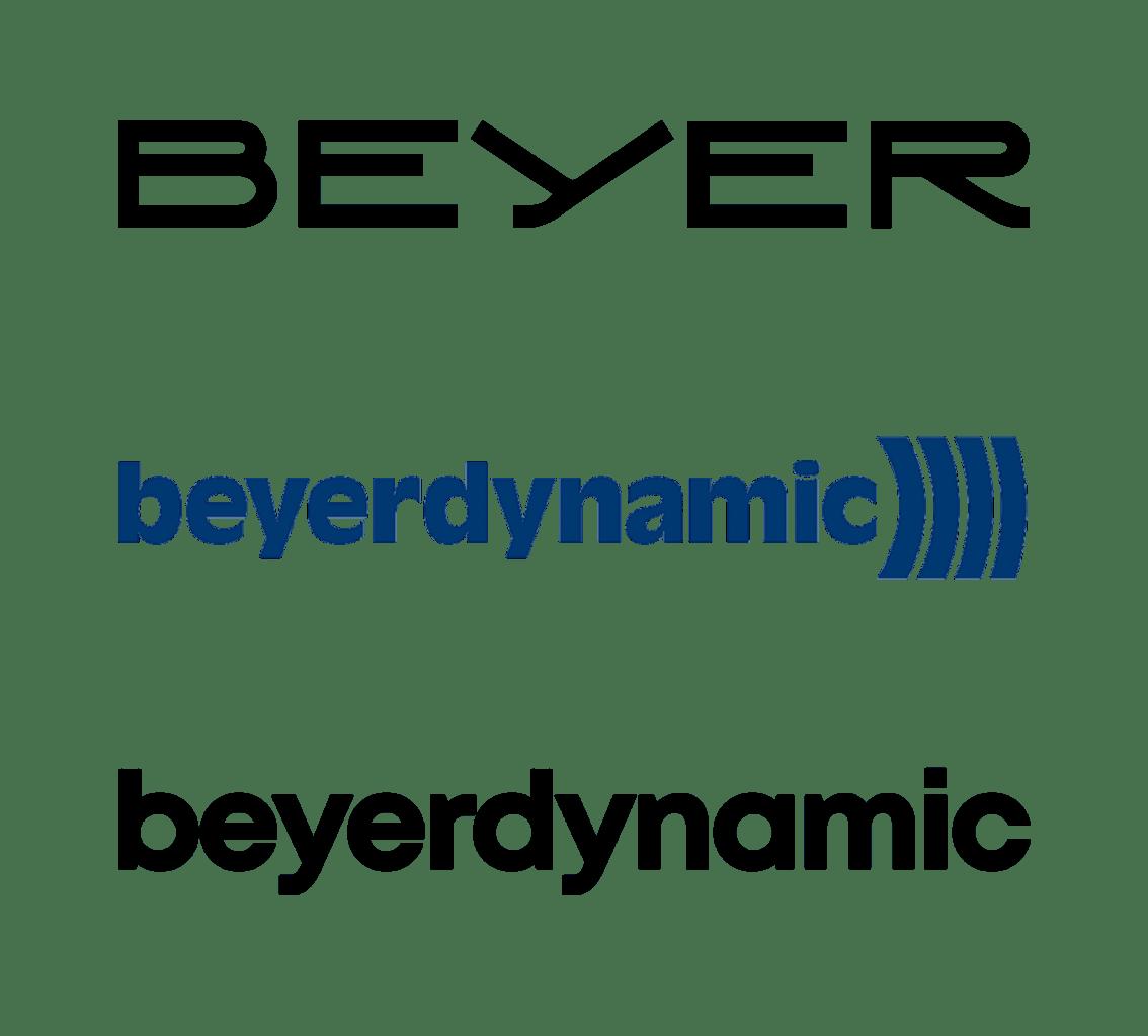 beyerdynamic Logos im Wandel