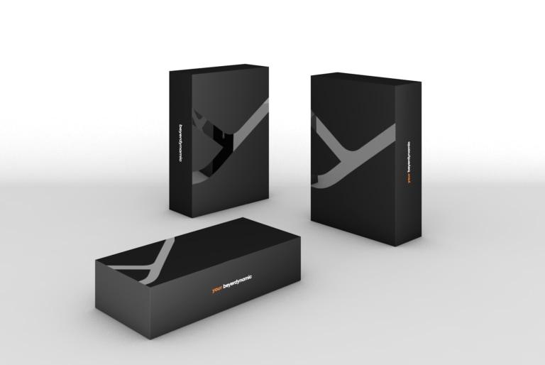 beyerdynamic neues Verpackungsdesign
