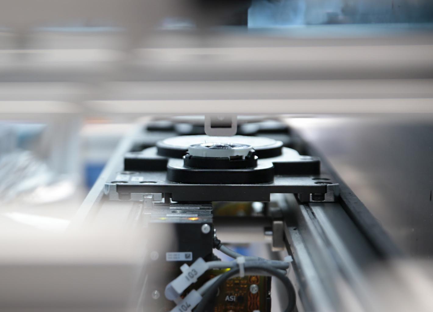 Industrie 4.0 Membranbeschichtung