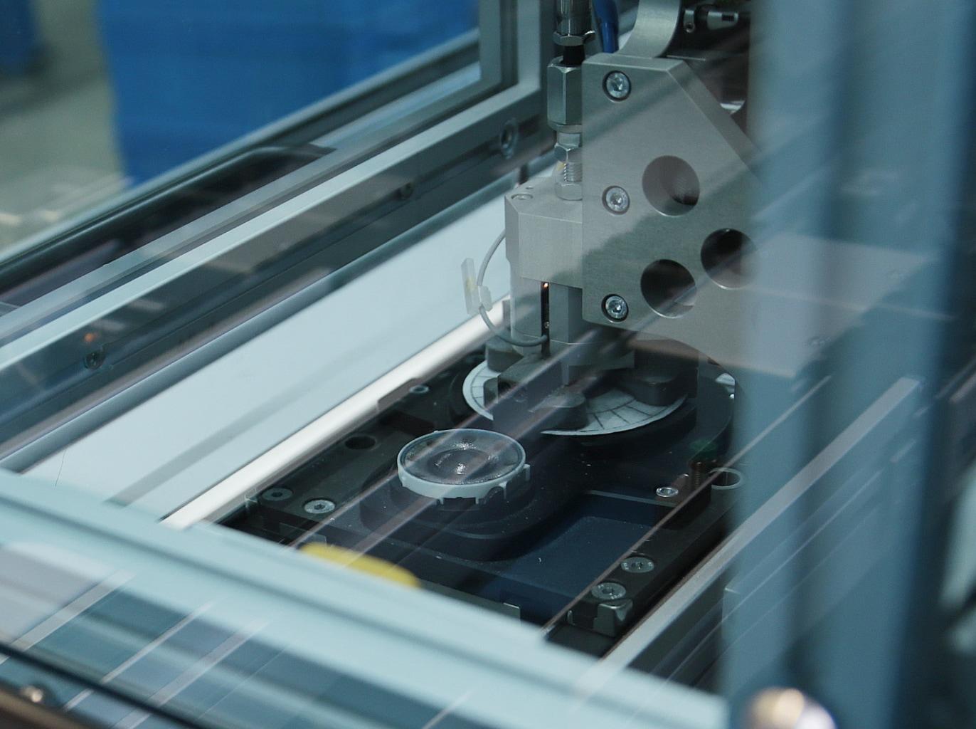 Industrie 4.0 - Beschichtungsstation