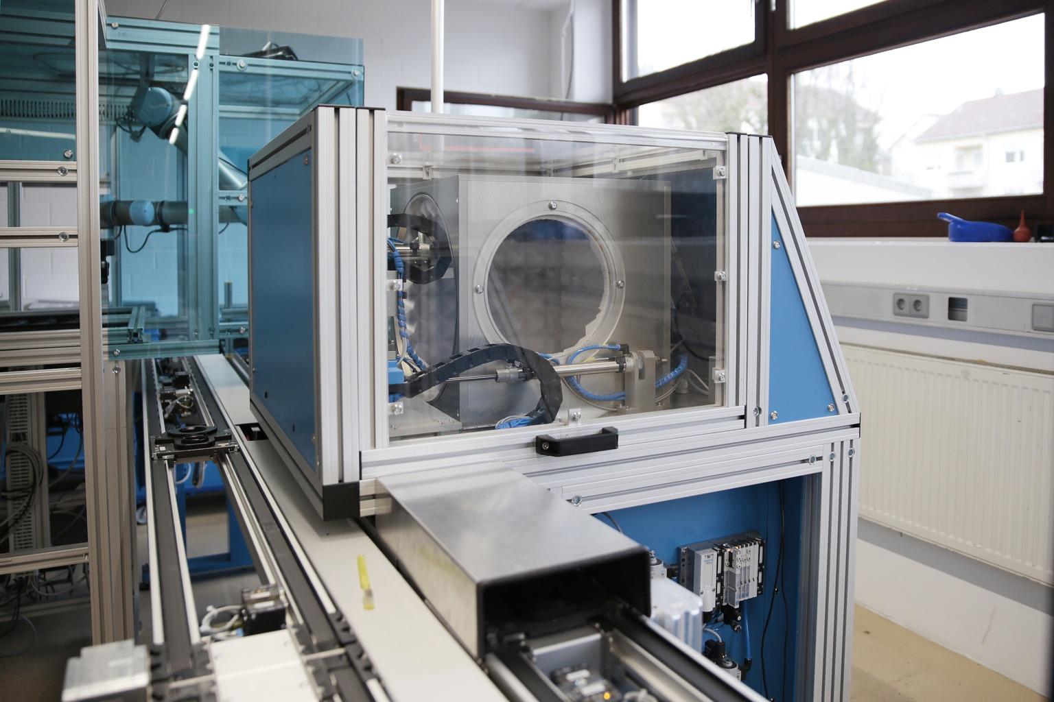 Industrie 4.0 - Systemmaschine