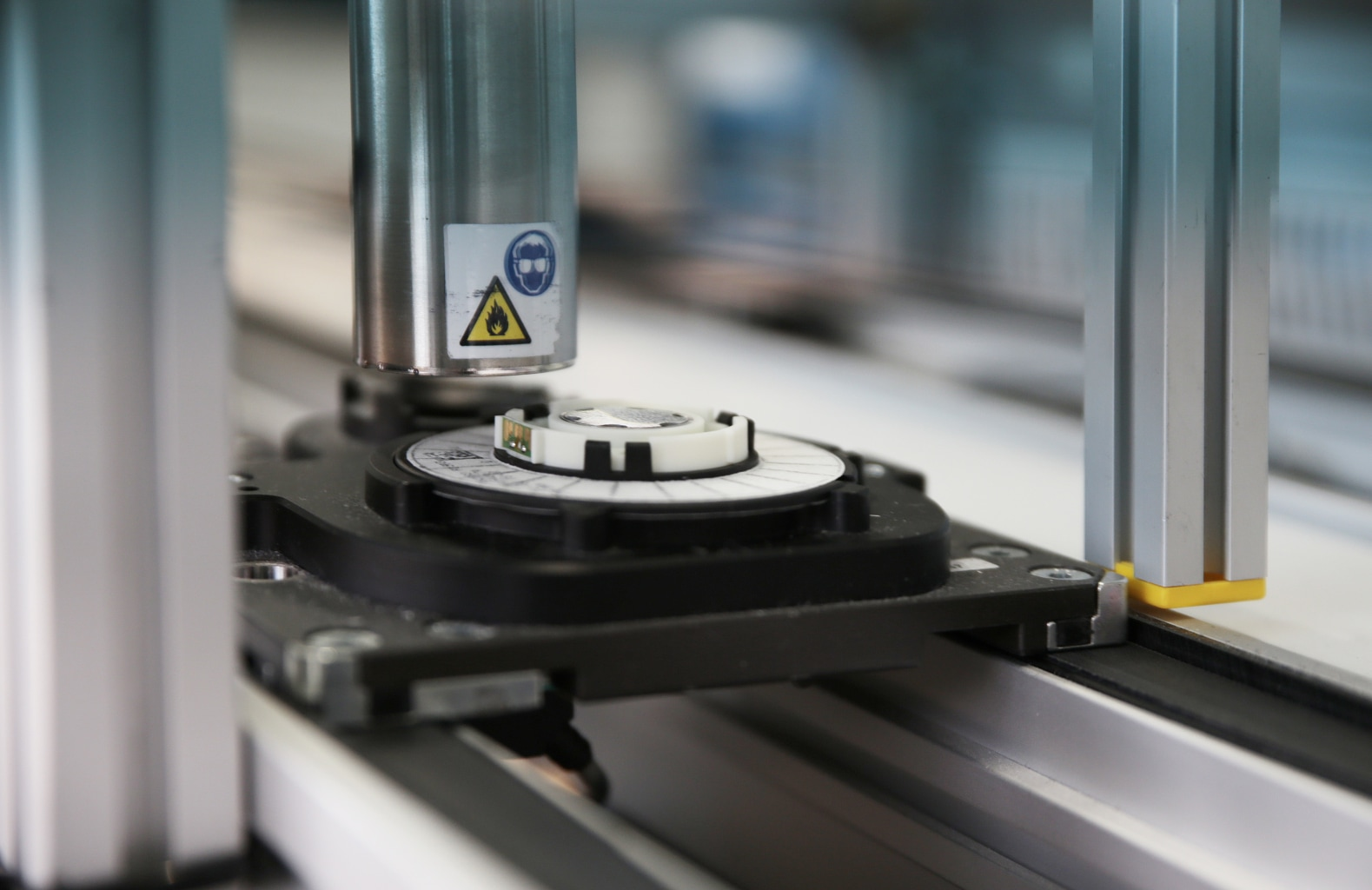 Industrie 4.0 - Lasersystem