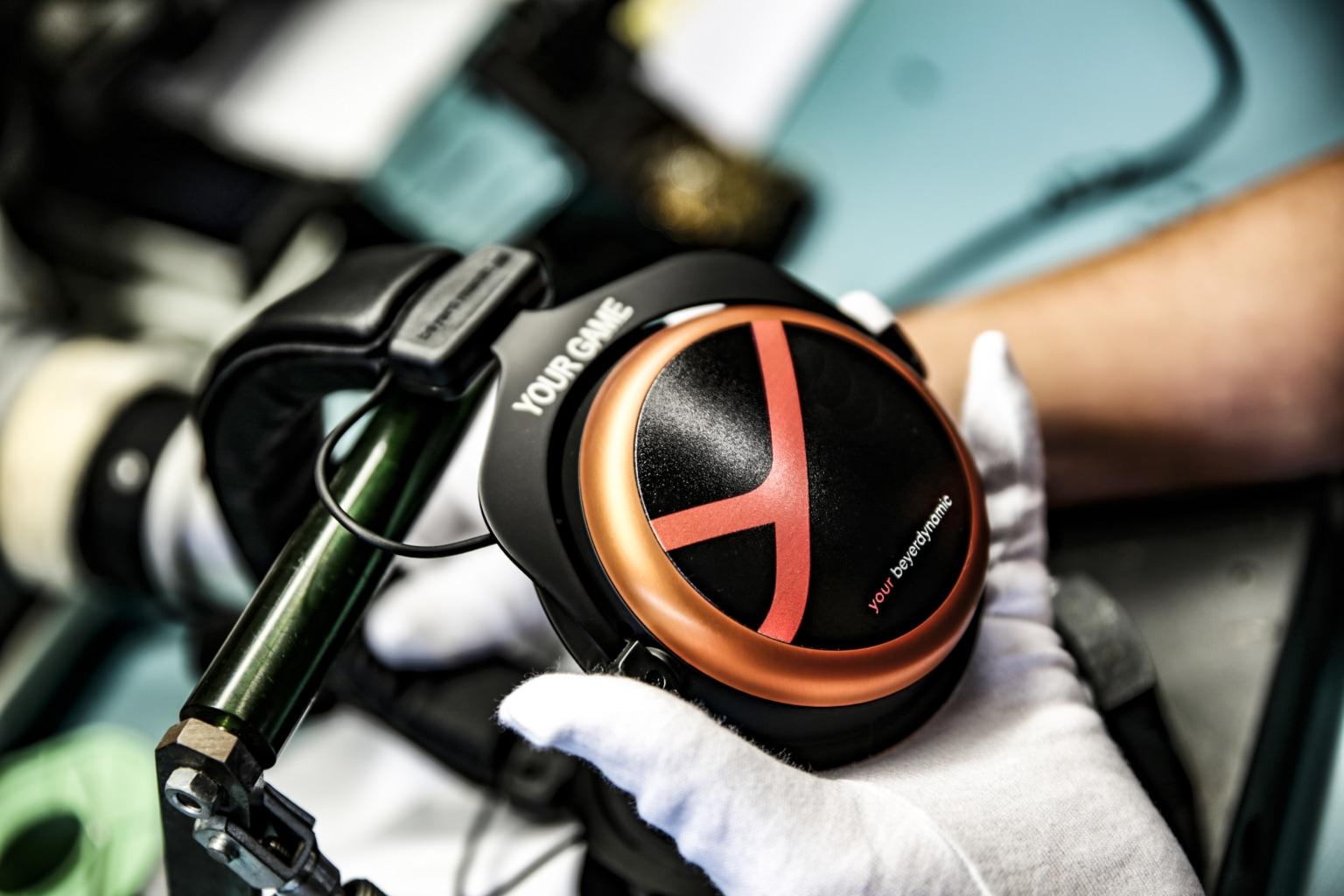 MMX 300 Manufaktur Endmontage
