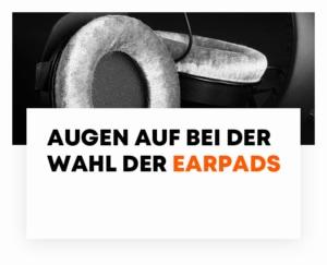 beyerdynamic Earpad Wahl Blog