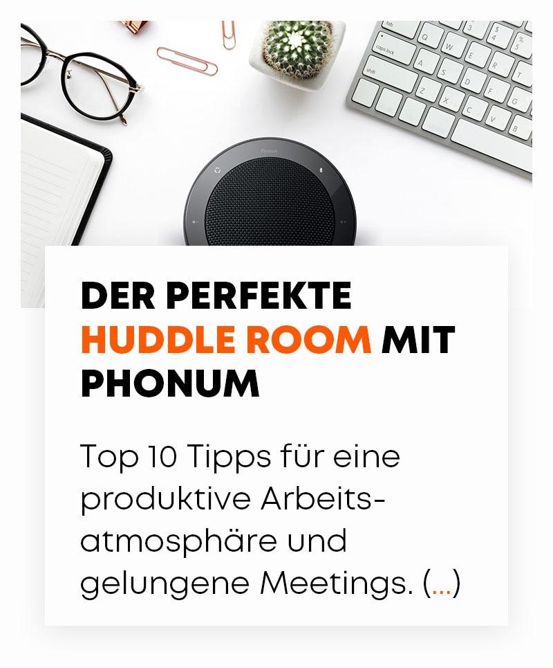 beyerdynamic Huddle Room Phonum