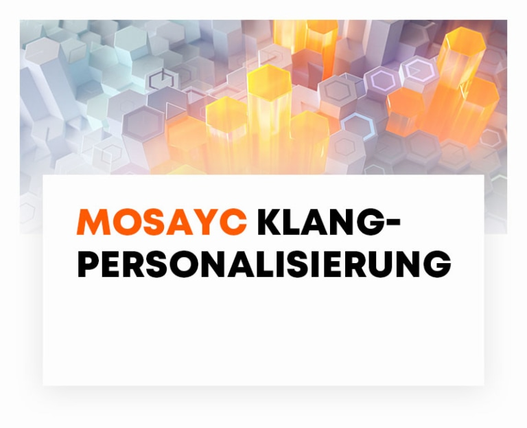 beyerdynamic Mosayc