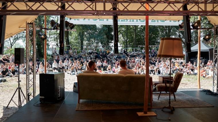 beyerdynamic Podcastfestival Auf die Ohren