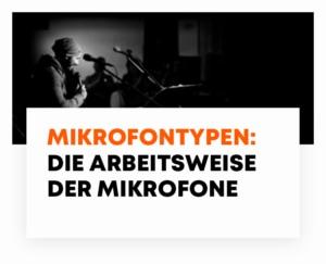 Mikrofontypen beyerdynamic