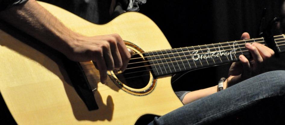 Michael Breitschopf Gitarre Lakewood