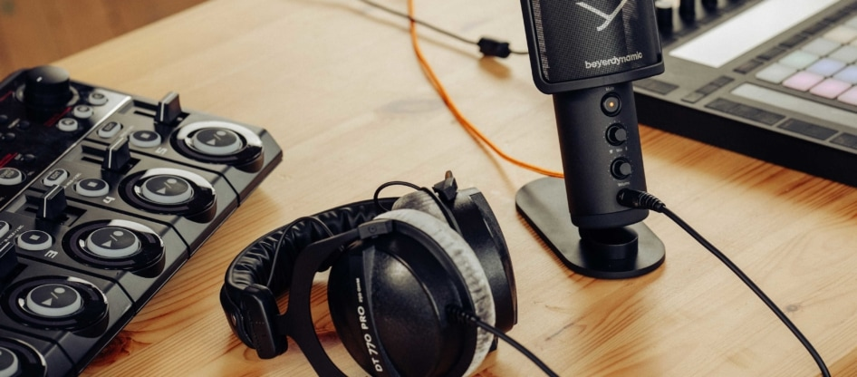 beyerdynamic Homestudio Gear Header