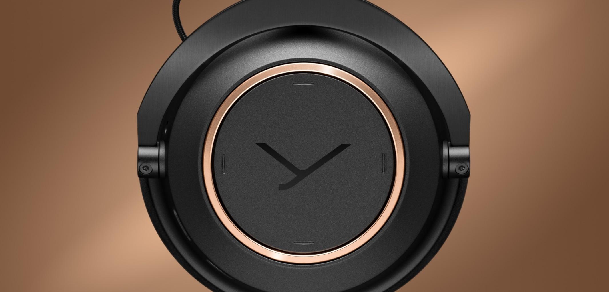 Amiron wireless Copper Bedienfeld