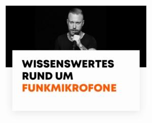 beyerdynamic Blog Funkmikrofone