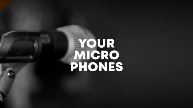 beyerdynamic Blog Microphones
