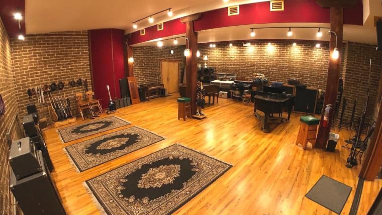 Studio Steve Albini