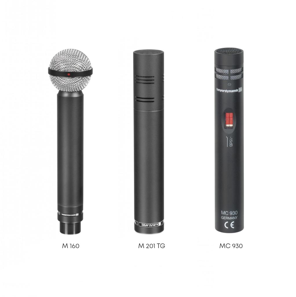 beyerdynamic M-Mikrofone Blog