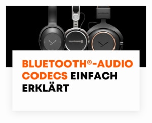 beyerdynamic Bluetooth-Audio Codecs