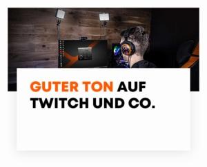 beyerdynamic Twitch Streaming