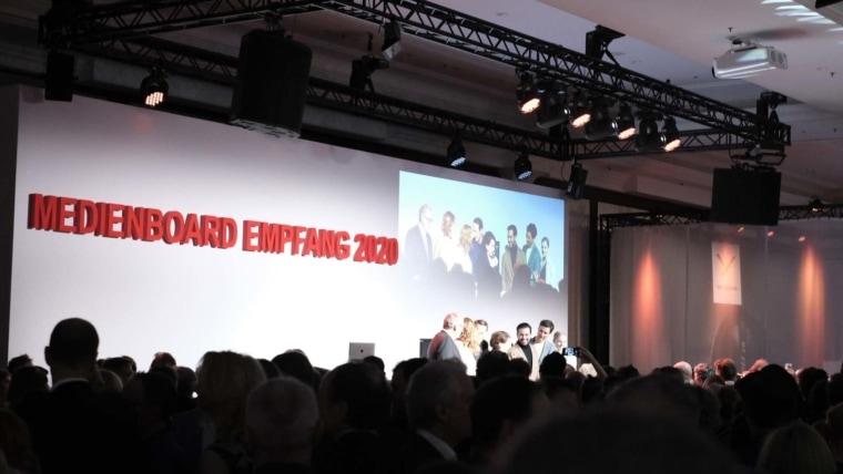 beyerdynamic Medienboardempfang Berlinale