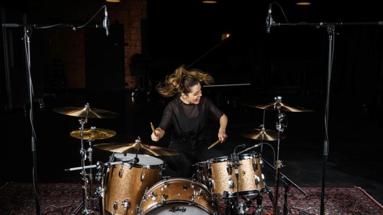beyerdynamic Domino Santantonio Drum Set