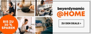 beyerdynamic@HOME Deals Spare bis zu 30%
