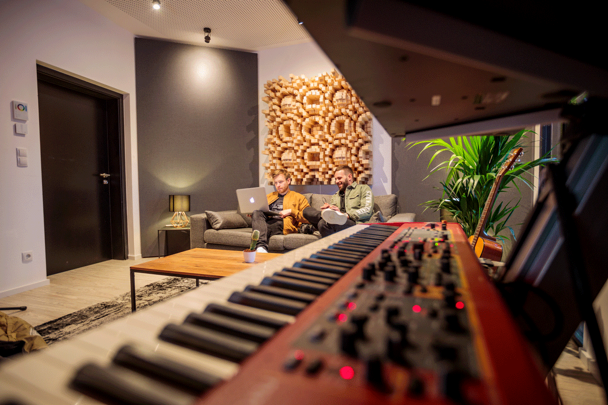 beyerdynamic Wilderness Studios Studioanwendung