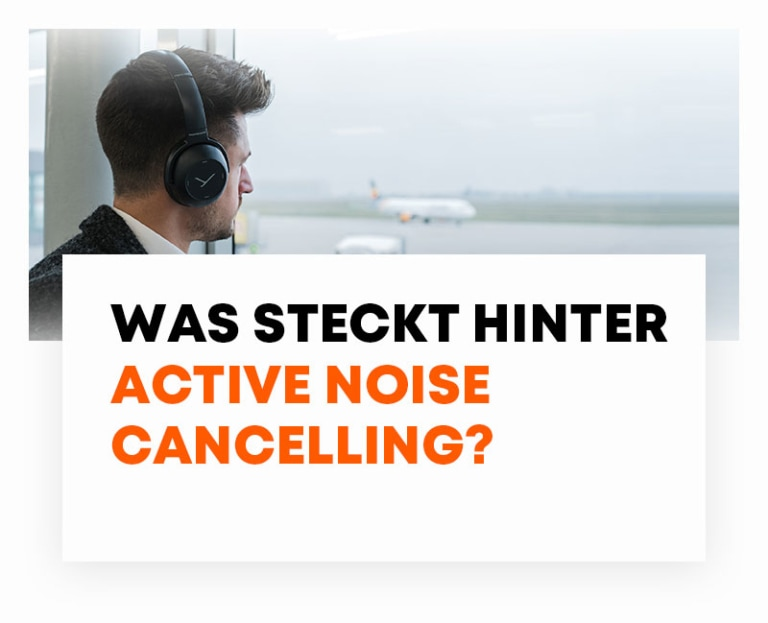 beyerdynamic Active Noise Cancelling