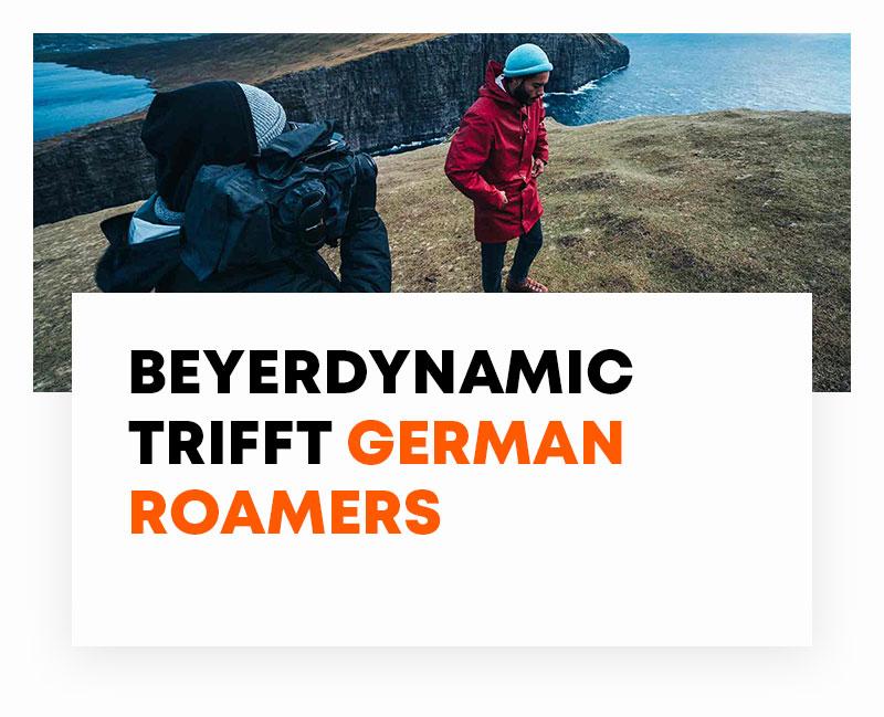 beyerdynamic trifft German Roamers