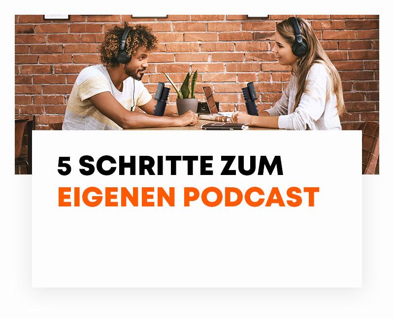 beyerdynamic blog 5 Schritte zum eigenen Podcast