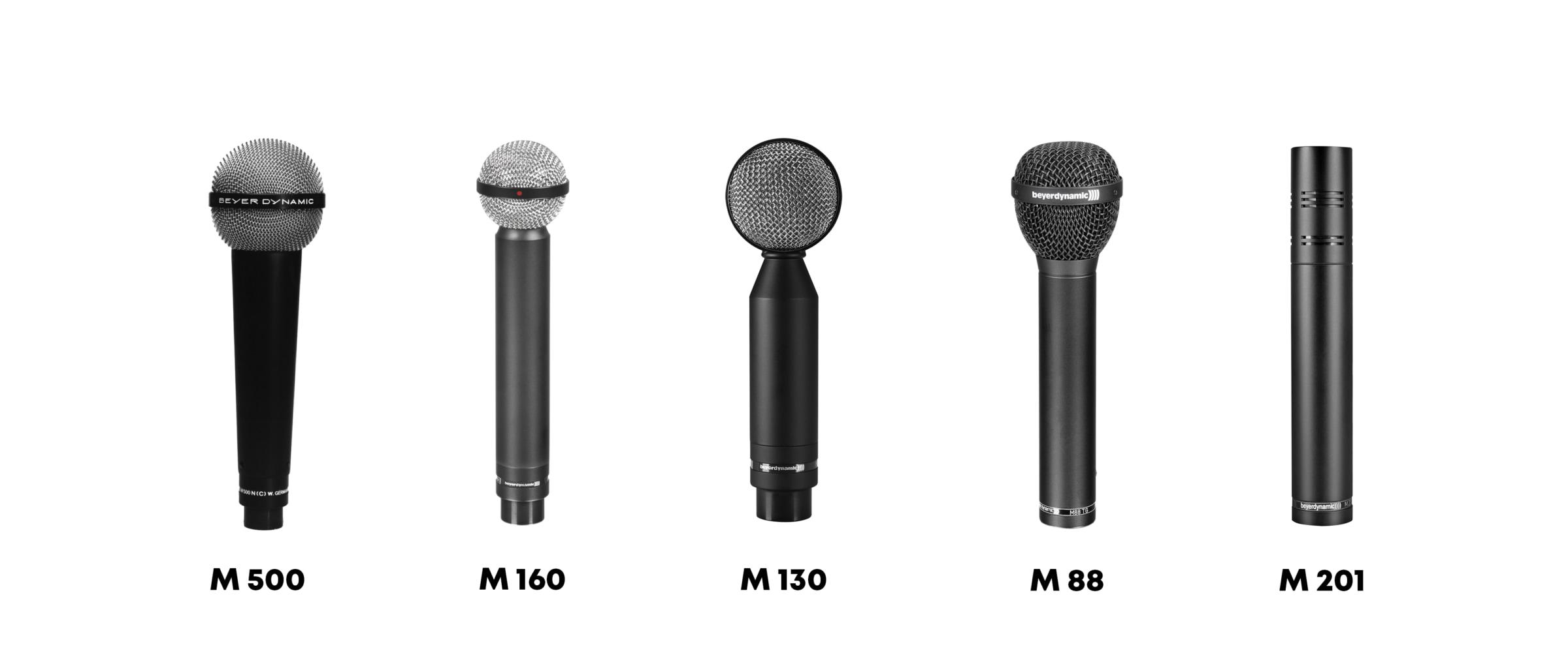 Steve Albini Favorite beyerdynamic mics