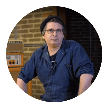 Producer Steve Albini im Interview mit beyerdynamic