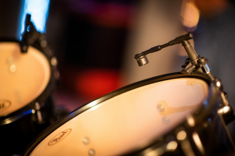beyerdynamic stereo drum recording