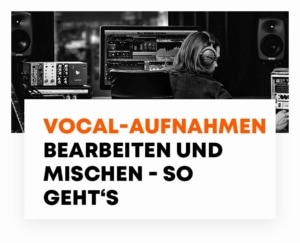 beyerdynamic Vocal Aufnahmen