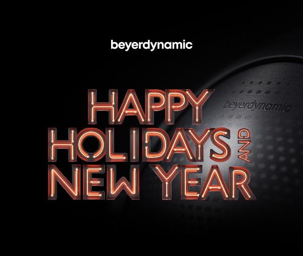 beyerdynamic Happy Holidays