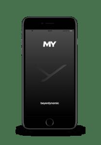 beyerdynamic Iphone MIY App